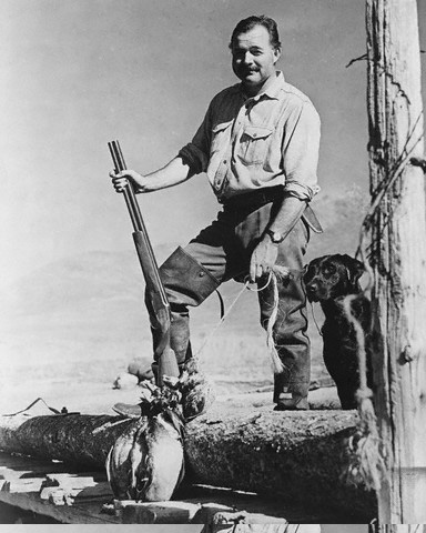 ernest hemingway fly fishing - photo #10